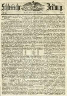 Schlesische Zeitung, 1850, No 71