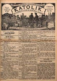 Katolik, 1889, R. 22, nr 80