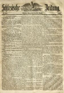 Schlesische Zeitung, 1850, No 207