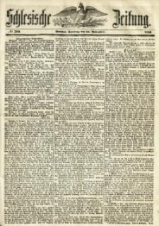 Schlesische Zeitung, 1850, No 299