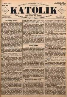 Katolik, 1889, R. 22, nr 88