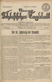 Neues Schlesisches Tagblatt, 1928, Jg. 1, Nr. 104