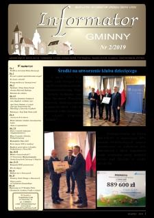 Informator Gminny - Lyski, 2018, nr2