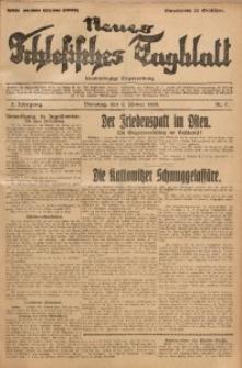Neues Schlesisches Tagblatt, 1929, Jg. 2, Nr. 7