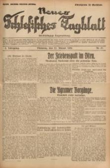 Neues Schlesisches Tagblatt, 1929, Jg. 2, Nr. 21