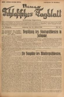 Neues Schlesisches Tagblatt, 1929, Jg. 2, Nr. 25