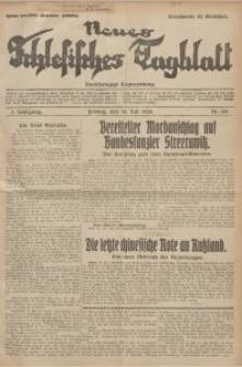 Neues Schlesisches Tagblatt, 1929, Jg. 2, Nr. 191