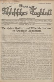 Neues Schlesisches Tagblatt, 1929, Jg. 2, Nr. 193