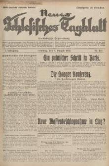 Neues Schlesisches Tagblatt, 1929, Jg. 2, Nr. 207