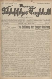 Neues Schlesisches Tagblatt, 1929, Jg. 2, Nr. 210