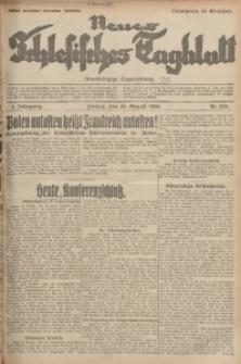 Neues Schlesisches Tagblatt, 1929, Jg. 2, Nr. 232