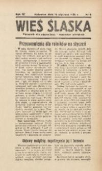 Wieś Śląska, 1939, R. 4, nr 2