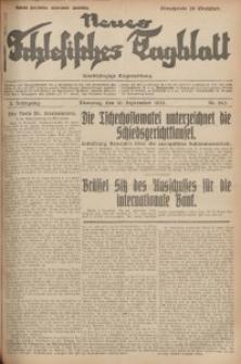 Neues Schlesisches Tagblatt, 1929, Jg. 2, Nr. 243