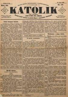 Katolik, 1890, R. 23, nr 58