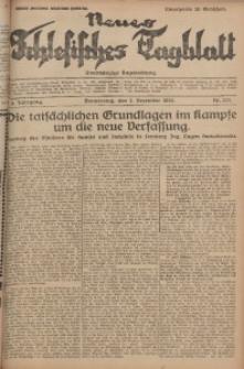 Neues Schlesisches Tagblatt, 1929, Jg. 2, Nr. 327
