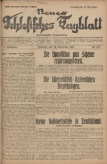 Neues Schlesisches Tagblatt, 1929, Jg. 2, Nr. 337