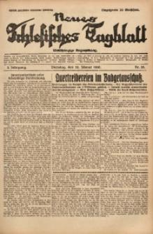 Neues Schlesisches Tagblatt, 1930, Jg. 3, Nr. 26