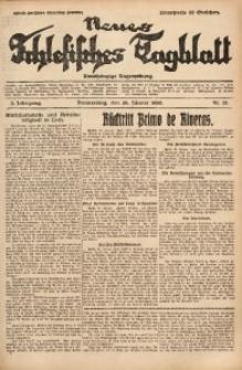 Neues Schlesisches Tagblatt, 1930, Jg. 3, Nr. 28