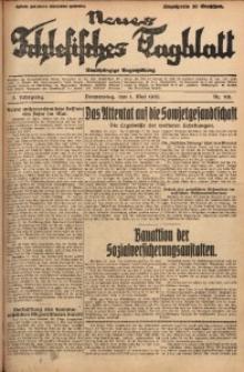 Neues Schlesisches Tagblatt, 1930, Jg. 3, Nr. 118