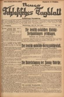 Neues Schlesisches Tagblatt, 1930, Jg. 3, Nr. 144