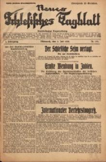 Neues Schlesisches Tagblatt, 1930, Jg. 3, Nr. 174