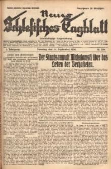 Neues Schlesisches Tagblatt, 1930, Jg. 3, Nr. 254