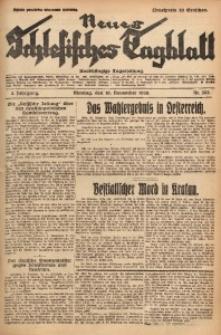 Neues Schlesisches Tagblatt, 1930, Jg. 3, Nr. 303