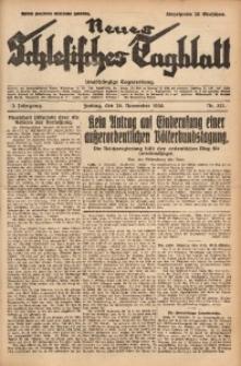 Neues Schlesisches Tagblatt, 1930, Jg. 3, Nr. 321