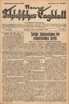 Neues Schlesisches Tagblatt, 1930, Jg. 3, Nr. 322