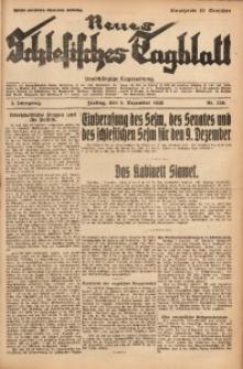 Neues Schlesisches Tagblatt, 1930, Jg. 3, Nr. 328