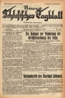 Neues Schlesisches Tagblatt, 1930, Jg. 3, Nr. 336