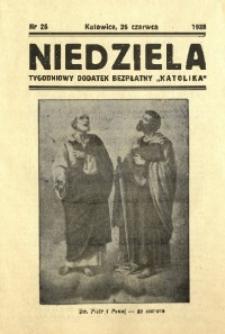Niedziela, 1938, nr 26