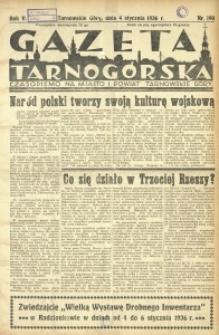Gazeta Tarnogórska, 1936, R. 5, nr 190
