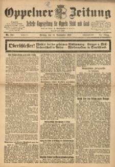 Oppelner Zeitung, 1920, Jg. 56, Nr. 254