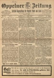 Oppelner Zeitung, 1921, Jg. 57, Nr. 22