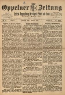 Oppelner Zeitung, 1921, Jg. 57, Nr. 25