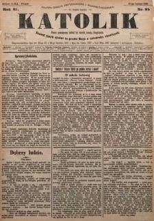 Katolik, 1894, R. 27, nr 25