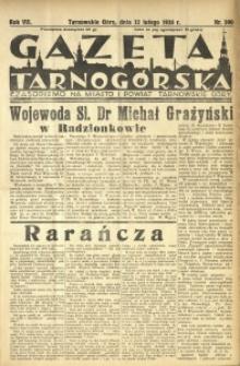 Gazeta Tarnogórska, 1938, R. 7, nr 390