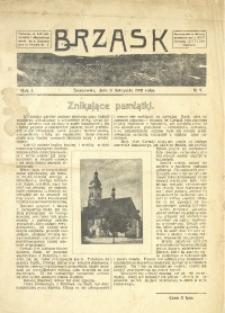 Brzask, 1913, R. 1, nr 7