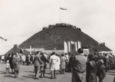 Obchody 1 Maja na Kopcu Wyzwolenia w Piekarach Śląskich