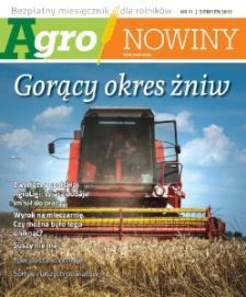 Agro Nowiny : bezpłatny miesięcznik dla rolników 2015, nr 11.