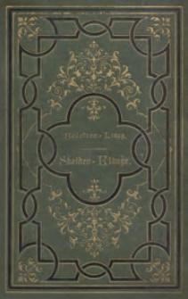 Skalden-klänge. Ein Balladenbuch zeitgenössischer Dichter