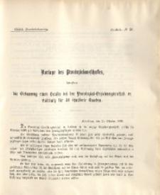 39. Provinzial-Landtag, Drucksache No. 56