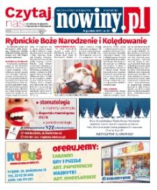 Nowiny.pl : bezpłatny magazyn rybnicki 2017, nr 23.