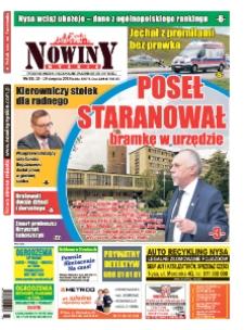 Nowiny Nyskie 2019, nr 33.