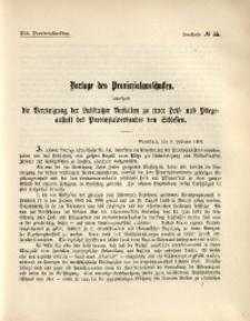 42. Provinziallandtag, Drucksache No. 55