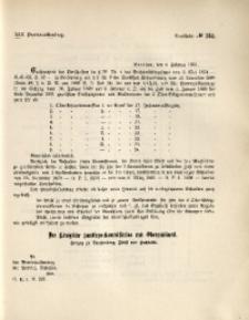 42. Provinziallandtag, Drucksache No. 134
