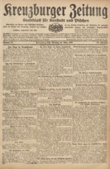 Kreuzburger Zeitung, 1920, Jg. 59, nr 50