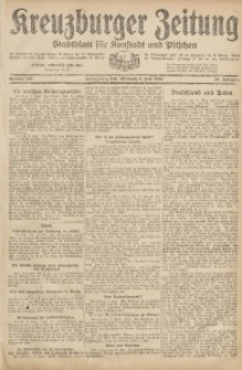 Kreuzburger Zeitung, 1920, Jg. 59, nr 105