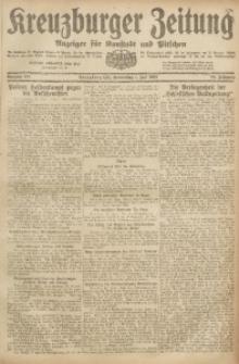 Kreuzburger Zeitung, 1920, Jg. 59, nr 123